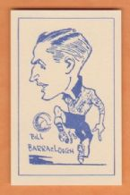 Wolverhampton Wanderers Bill Barraclough (PY)